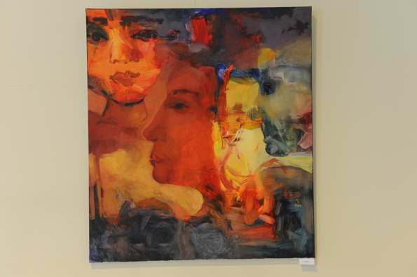 Ieva Skauronė, tapyba