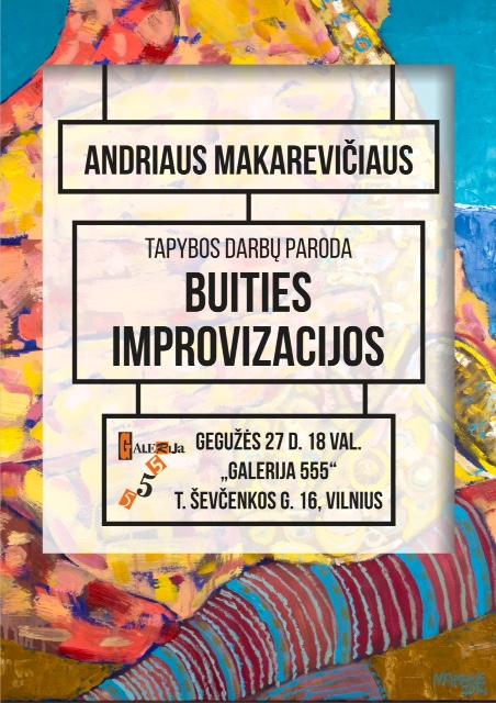 """Makarevičius """"Buities improvizacijos"""""""