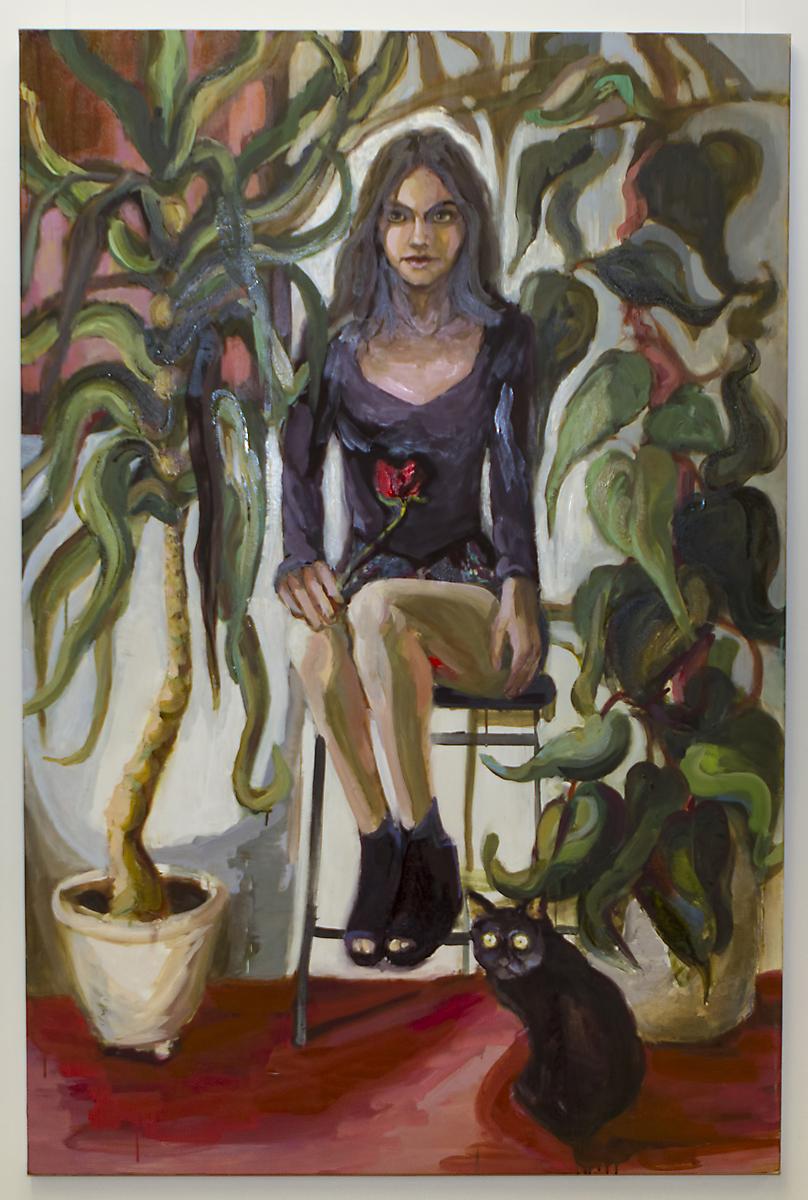 Kristina Kurilionok – Kasdieniai ritualai. Tarp gyvenimo ir tapybos.